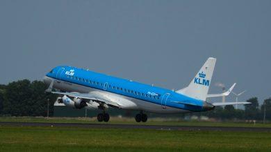 Photo of KLM Cityhopper maakt lange wheelie | Video