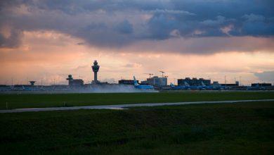 Photo of Piloten voorkomen botsing op Schiphol