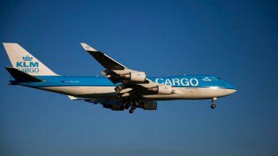 Photo of 'Boeing 747 van KLM Cargo beschadigd door Dreamliner'