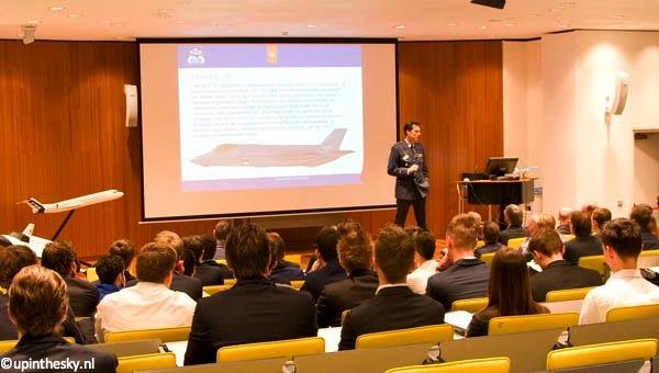 Niels Haarsma - F-35 Program
