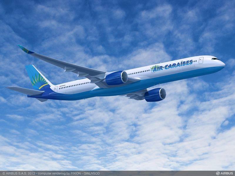 Air_Caraibes_A350-1000