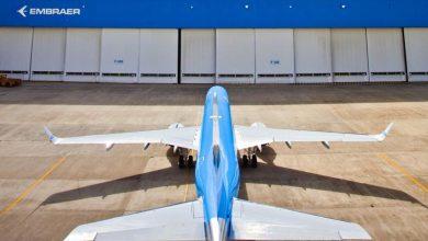 Photo of Embraer KLM maakt doorstart door storm | video