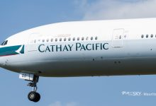 Photo of Cathay Pacific sluit basis in Canada