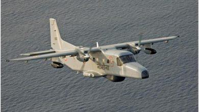 Photo of Crash Do-228 Indiase marine