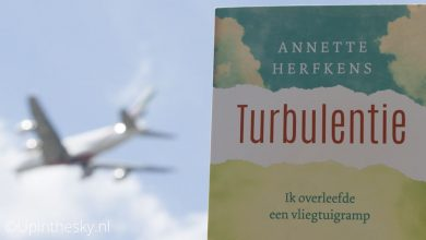 Photo of Boekrecensie: Turbulentie – Annette Herfkens