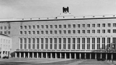 Photo of Tempelhof start-1945: Nazi-tijdperk – Foto's
