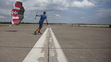 Photo of Tempelhof 2008-nu: rondleidingen, park en films