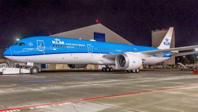 Photo of PH-BHC definitief eerste dreamliner bij KLM
