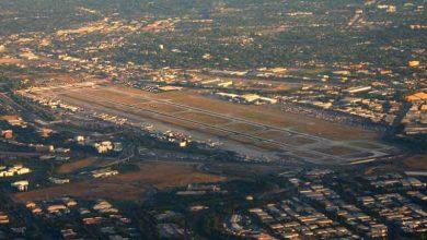 Photo of Piloten niet verblind door stadion San Francisco