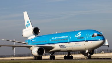 Photo of Spectaculaire aankomst MD-11 | Video
