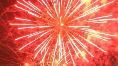 Photo of Vuurwerk gezien vanuit de toren op Schiphol – Video