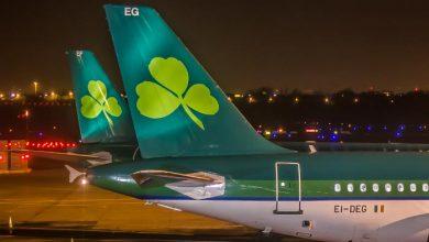 Photo of IAG: minder volle vliegtuigen voor Aer Lingus in november