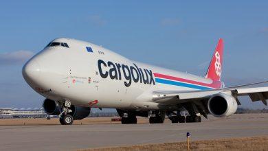 Photo of Cargolux voert met 747's nieuwe route uit