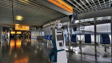 Photo of KLM test sociale robot om passagiers te helpen