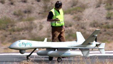 Photo of Zuid-Afrikaans vliegtuig op waterstof