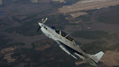 Photo of Aanvalstoestel gecrasht in Amerika tijdens test USAF