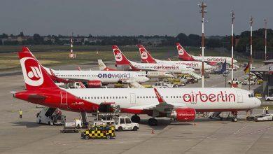 Photo of Hier is de Air Berlin vloot terecht gekomen