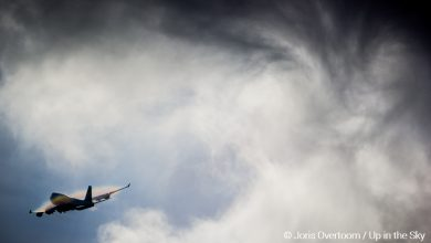 Photo of Slecht weer: KLM schrapt vluchten