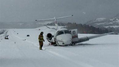 Photo of Piloten die sneeuwschuiver raakten wisten dat baan dicht was – Foto's