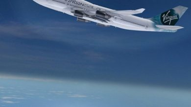 Photo of Virgin Galactic lanceert satellieten van B747