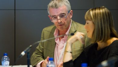 Photo of Ryanair: regering VK en Ierland, stop met 14 dagen quarantainemaatregel