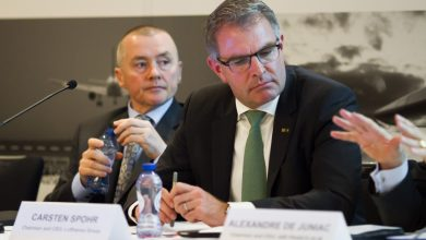 Photo of Ceo Lufthansa in gesprek met vakbonden over staking