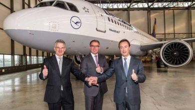 Photo of Minder A320neo's voor Lufthansa