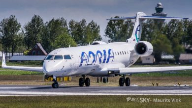 Photo of 'Adria Airways in financieel zwaar weer'