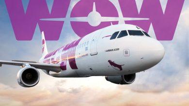 Photo of WOW Air naar Brussel