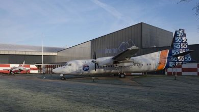 Photo of Fokker 50 kort na start neergestort