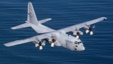 Photo of Amerikaanse C-130 Hercules neergestort