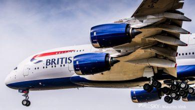 Photo of BA A380 maakt doorstart in Vancouver | video