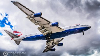 Photo of 'Urine vrachtmedewerkers beschadigt BA's Boeing 747's'