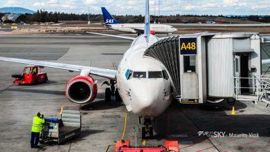 Photo of SAS-vlucht uitgeweken naar Schiphol – Update