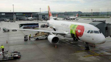 Photo of Bomdreiging op luchthaven Faro: toestel aan de grond