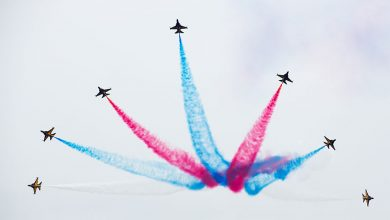 Photo of Minder grote orders tijdens Singapore Airshow