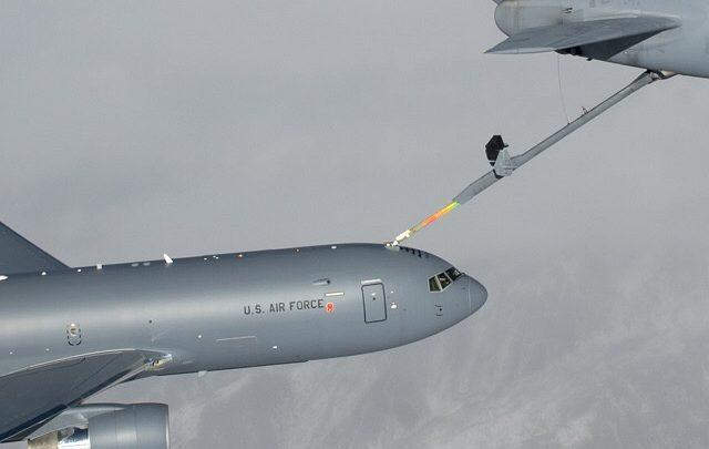 KC-46 tanker Boeing