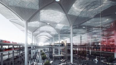 Photo of Nieuwe luchthaven Istanbul geopend, maar niet in gebruik