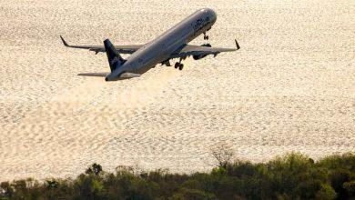 Photo of Foto's: eerste vlucht voor 'Amerikaanse' A321