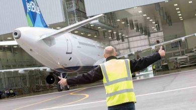 Photo of Eerste 'Amerikaanse' A321 gespoten voor JetBlue