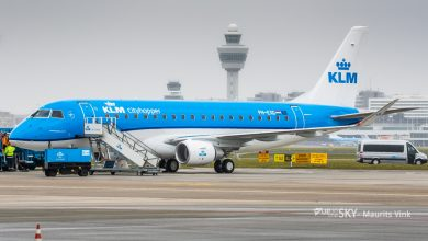 Photo of KLM Cityhopper's eerste E175 | Video