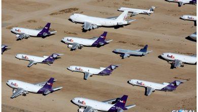 Photo of 'FedEx neemt afscheid van A310 en DC-10'