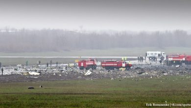 Photo of Rapport: 737 Flydubai crashte door fouten van piloten
