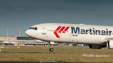 Photo of MD11 Martinair keert terug naar Schiphol na birdstrike