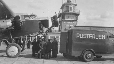 Photo of Tentoonstelling voor 100-jarig bestaan Schiphol