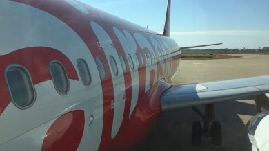 Photo of Airline Review: AirAsia A320