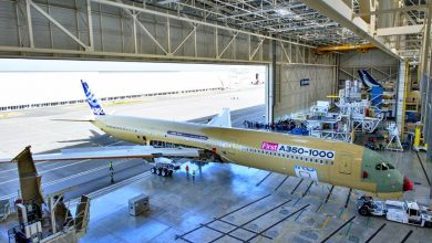 Photo of Eerste A350-1000 geassembleerd