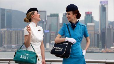 Photo of 'British Airways discrimineert Hongkongers'