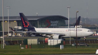 Photo of Brussels Airlines A330 naar Twente