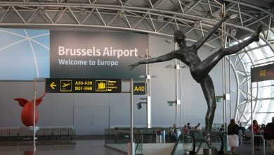 Photo of Brussels Airport breekt passagiersrecord in 1e halfjaar